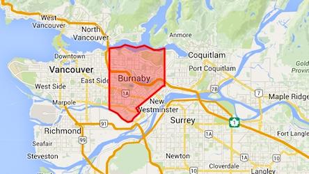 Burnaby Coffee News Locations
